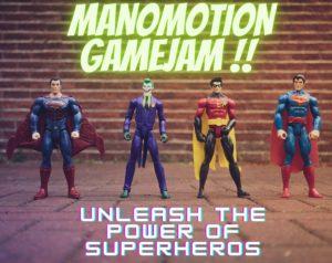 Superheroes Game Jam